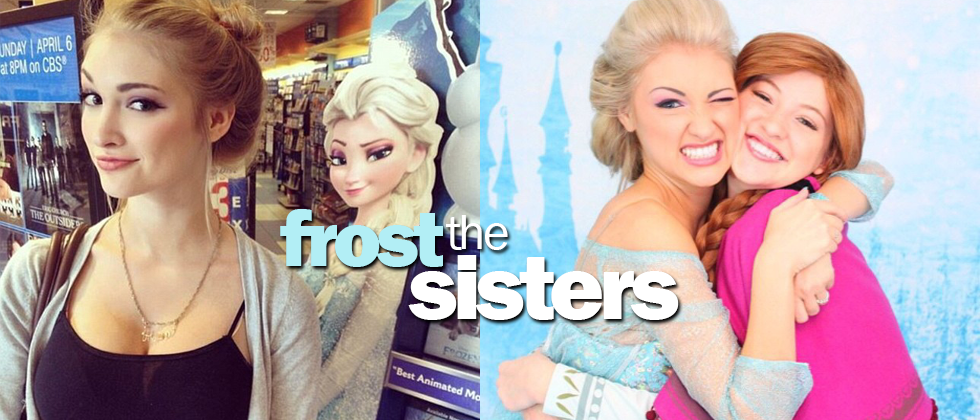 The Frost Sisters: Anna Faith and Lexie Gracie