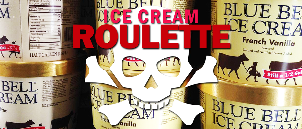 Ice Cream Roulette - Blue Bell