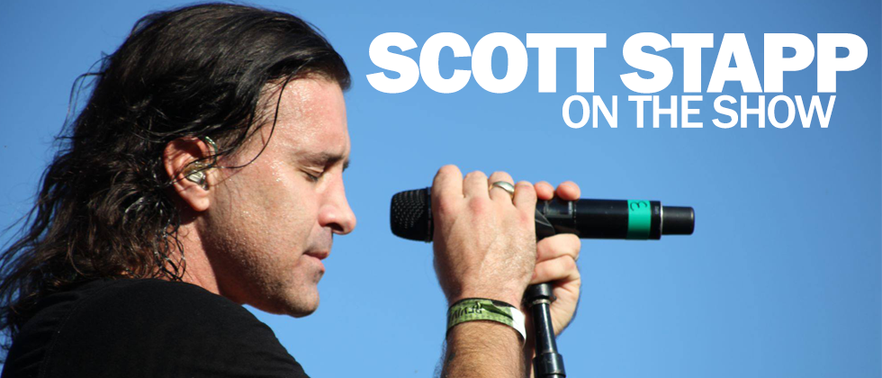 Scott Stapp on MZNOW