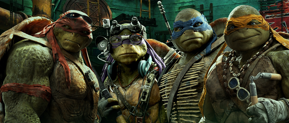 Drew Reviews: Teenage Mutant Ninja Turtles: Out of the Shadows