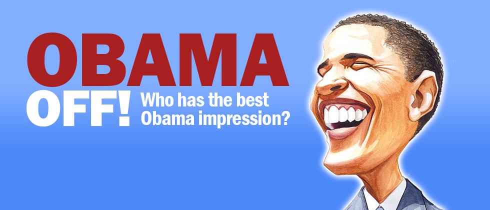 Obama Impression Off