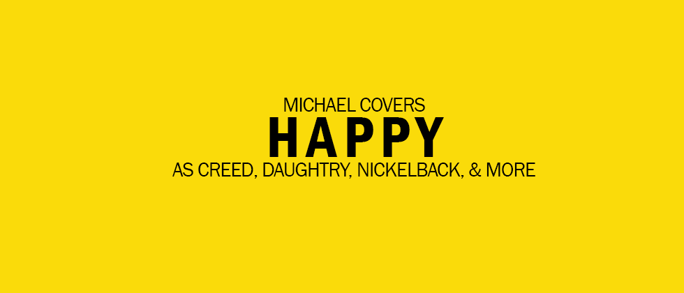 Happy as Creed, Nickelback, Daughtry, and more...