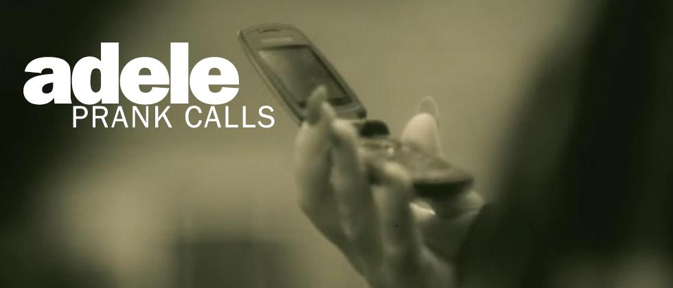 Adele Prank Call