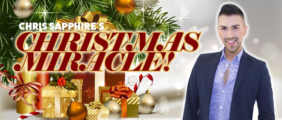 Chris Sapphire's Christmas Miracle