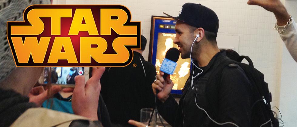 MZNOW at the Star Wars Premiere - Chris Sapphire