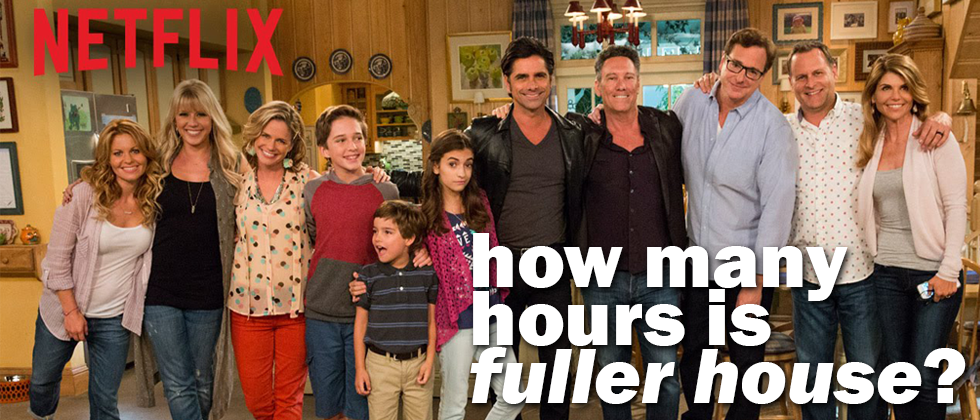 How Many Hours is Fuller House?