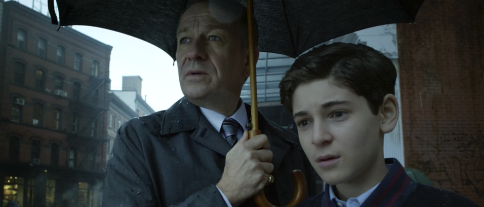 Gotham - Bruce Wayne and Alfred