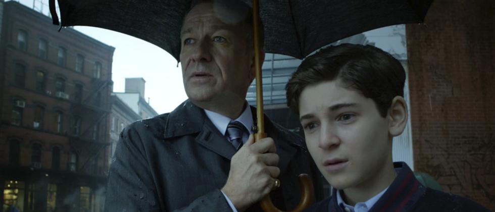 Gotham - Bruce Wayne and Alfred
