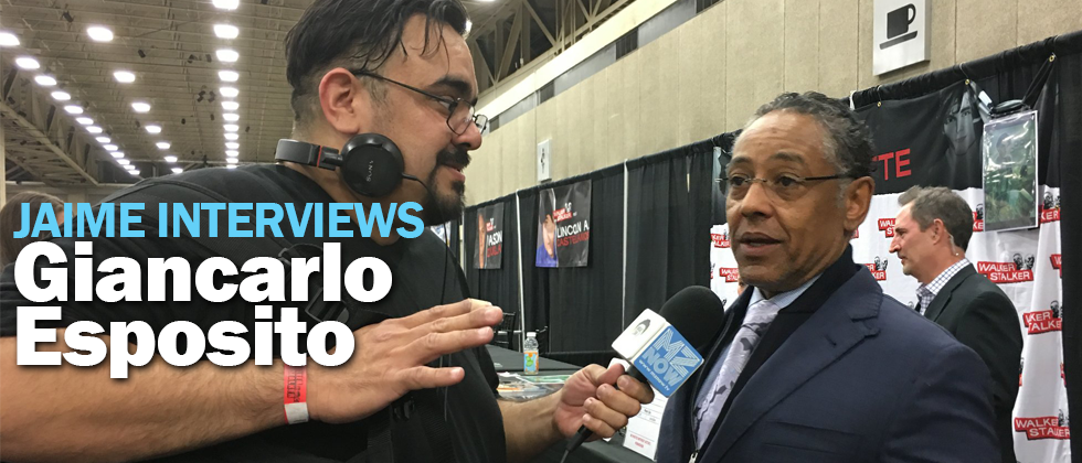 Jaime Interviews Giancarlo Esposito