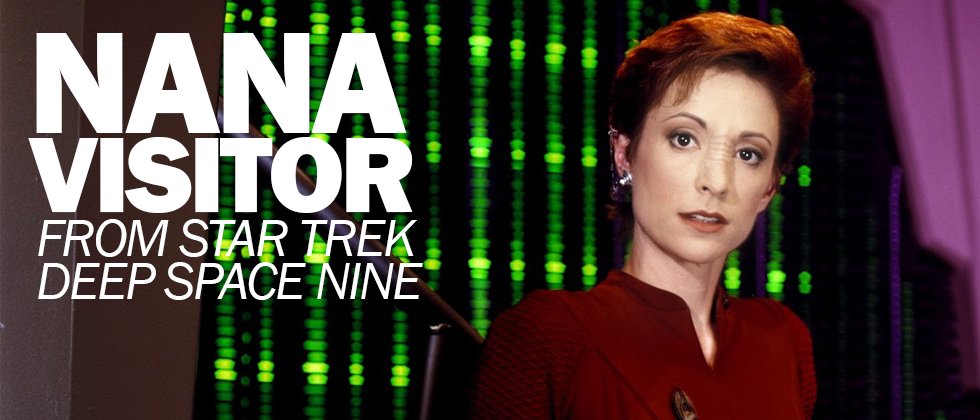 Nana Visitor on MZNOW