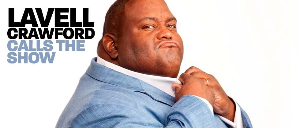 Lavell Crawford on MZNOW