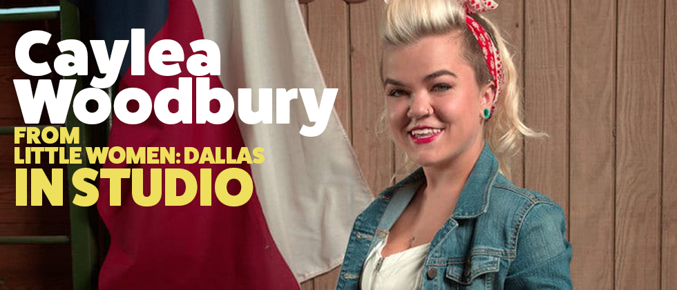 Caylea Woodbury from Little Women: Dallas on MZNOW