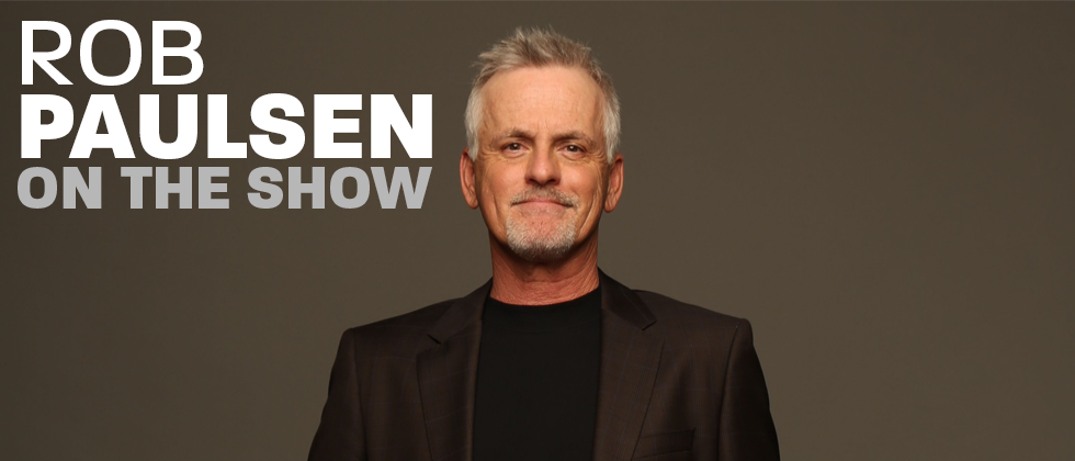 Rob Paulsen on MZNOW