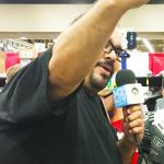 Jaime Goes to Dallas Fan Days