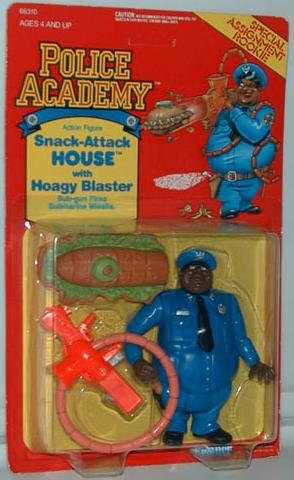 Police Academy Acition Figure