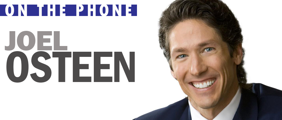 Joel Osteen Calls the Show