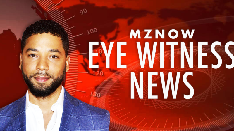 Eye Witness News with Jussie Smollett