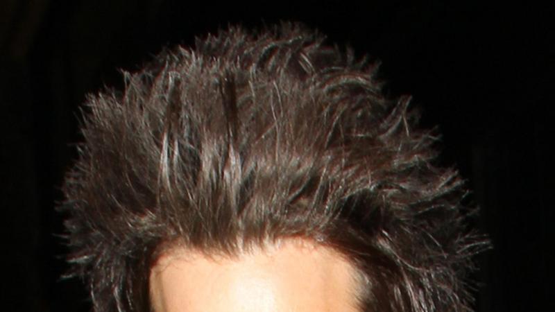 Michael Emo Hair