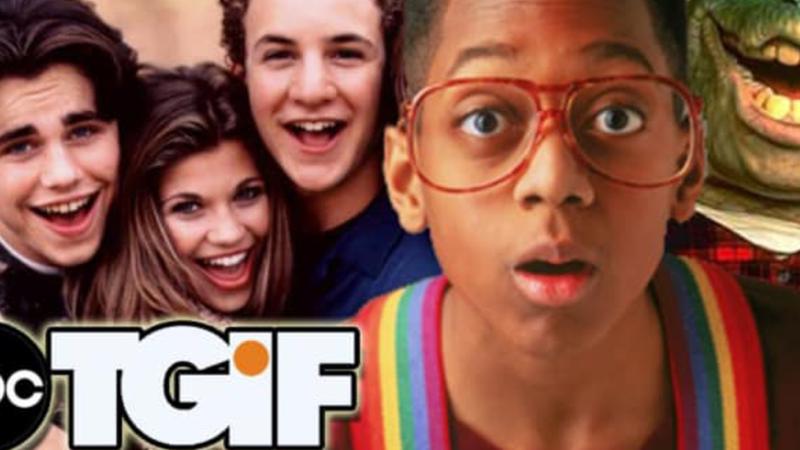 Remembering TGIF