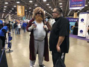 Jaime at Dallas Fan Expo 2019