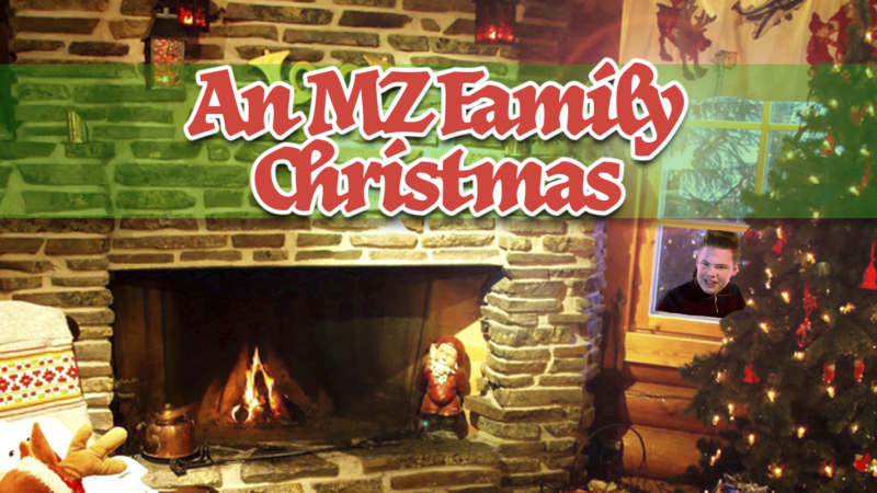 An MZ Family Christmas