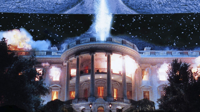 90's Movie Taglines - Independence Day