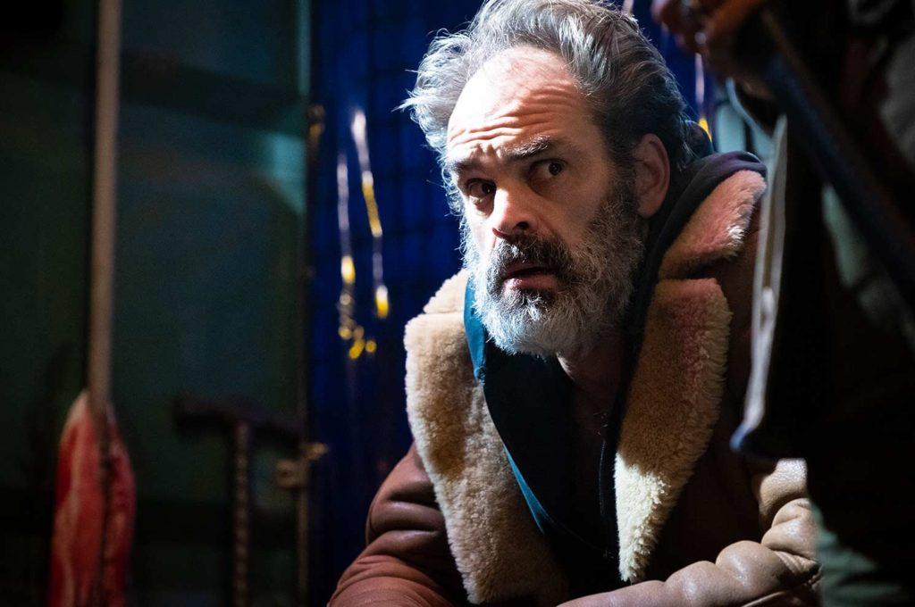 Steven Ogg as Pike, Snowpiercer