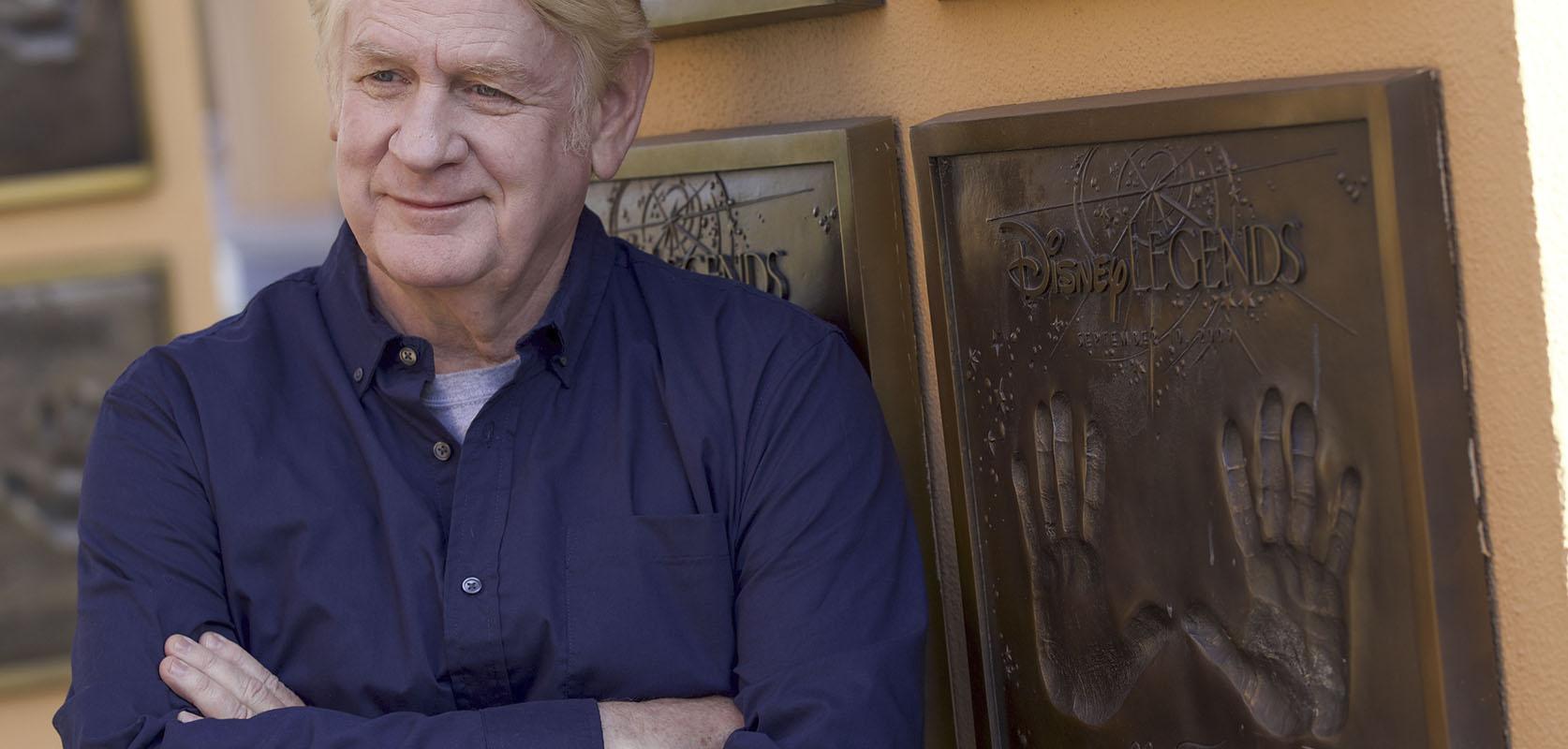Disney Legend, Bill Farmer
