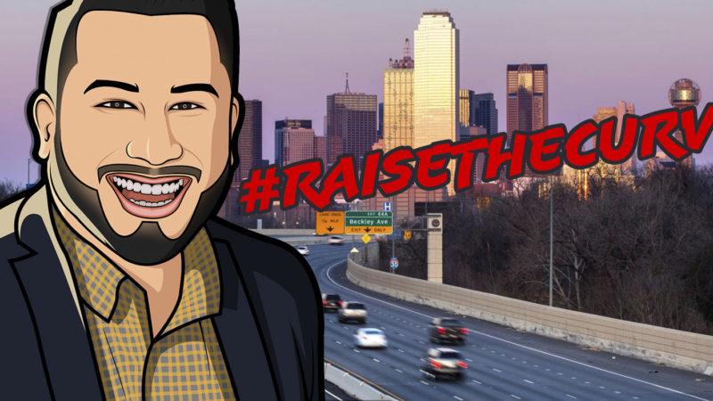 #raisethecurve
