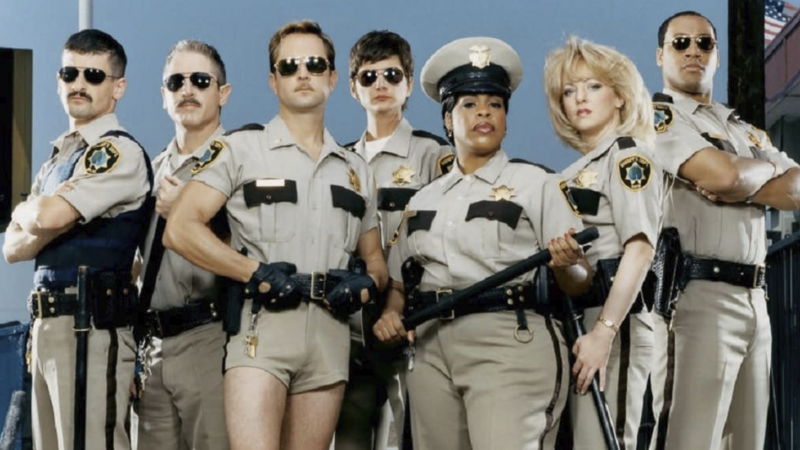 Reno 911! - Thomas Lennon, Officer Dangle on Quibi