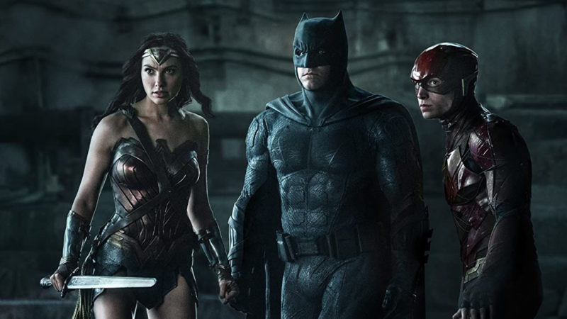 The Snyder Cut - Justice League