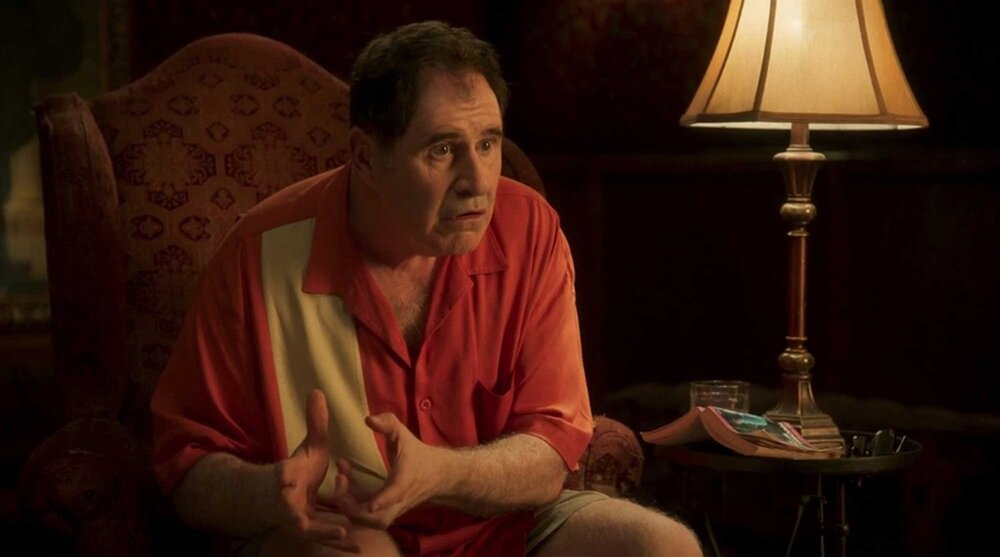 Richard Kind in 'The Social Ones'