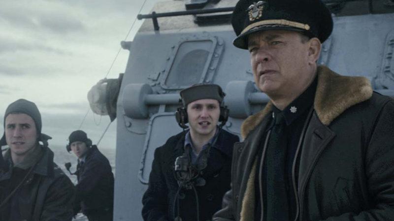 Tom Hanks' in Greyhound