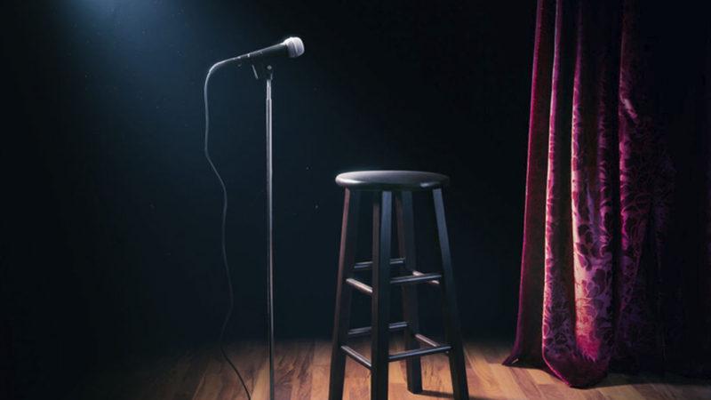 Clark Tries Comedy