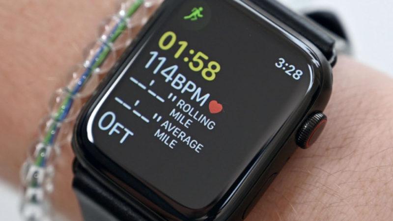 Apple Fitness Winner