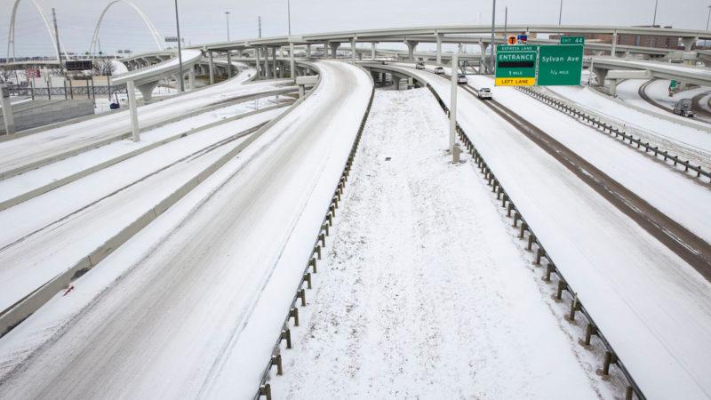 Dallas Snow Storm 2021